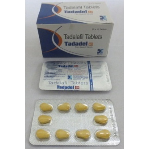 Super Cialis / Tadalafil 60 mg